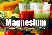 درمان معجزه آسای فشار خون با منیزیم