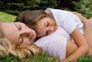 ایجاد احساس آرامش در خردسالان
