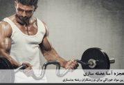 7 غذای عضله ساز برای مردان