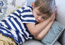 بررسی خواب نیمروزی در کودکان