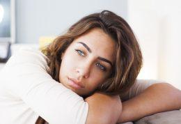 شیوع افسردگی لحظه ای در خانم ها