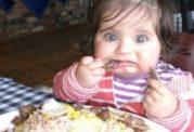 شما چطور غذا می خورید ؟ از روی اصول یا خیر ؟