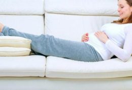 سیاهی رفتن چشم در دوران بارداری نشانه چیست