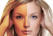 روش های مختلف برای کمرنگ کردن برنزگی پوست