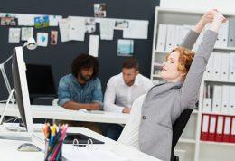 افزایش توان عضلات شکم با تمرینات ساده در منزل یا محل کار