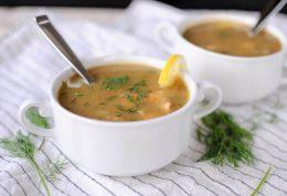 آبگوشت سالمون انتخابی مناسب برای تغذیه کودکان