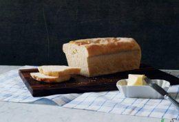 تهیه نان خانگی خوشمزه