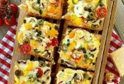 پیتزای مخلوط سالم