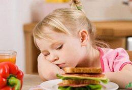 نگرانی های تغذیه ای خردسالان