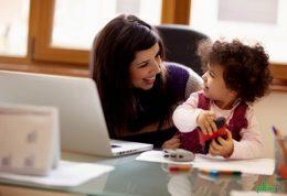 تاثیر والدین بر رشد ذهنی خردسالان