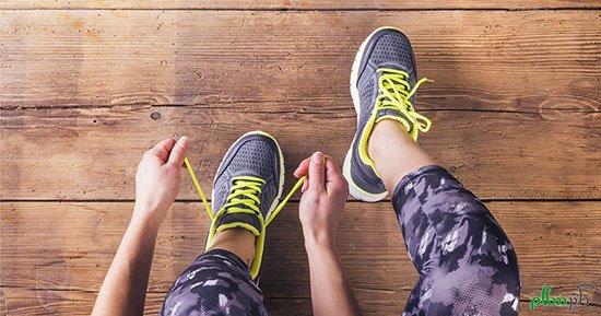 اهمیت اختصاص وقت برای ورزش