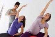 خانم های باردار لطفا ورزش کنید