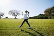 توصیه های مهم برای پیاده روی زنان باردار