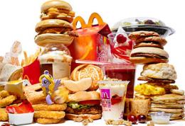 عادات غذایی نادرست