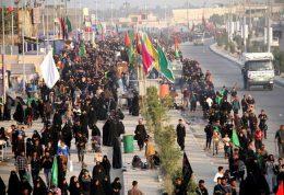 آمادگی وزارت بهداشت برای برگزاری با شکوه پیاده روی اربعین