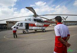 ۱۷ تیم عملیاتی هلال احمر در خاک عراق