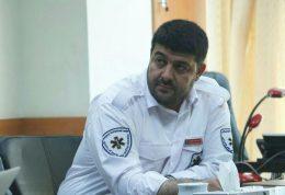 پیشنهاد سرپرست اورژانس کشور برای امداد رسانی بهتر