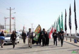 4 بیمارستان صحرایی در مرز شلمچه مستقر شد