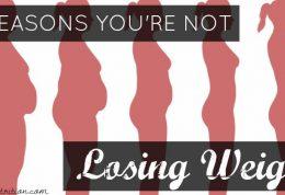 کم نشدن وزن با برخی باورهای نادرست