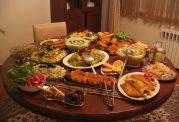 افزایش میل به خوردن با دیدن غذاهای رنگی