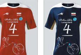 ماجرای قرارگیری طرح درنا روی پیراهن تیم ملی والیبال