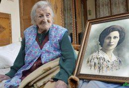 راز  طول عمر پیرزن ۱۱۷ ساله ایتالیایی