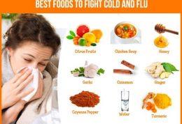 مقابله با ایجاد آنفولانزا در بدن