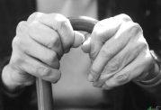 مشکلات مفصلی و درد پا در سالمندان