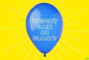۸ پرسش برای دانستن این که اضافه وزن دارید یا فقط پف کرده اید؟