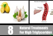 15 روش برای کنترل تری گلیسیرید خون