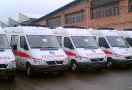 ۲۵۱ دستگاه آمبولانس برای خدمت رسانی به زائران در مرزها مستقر می شوند