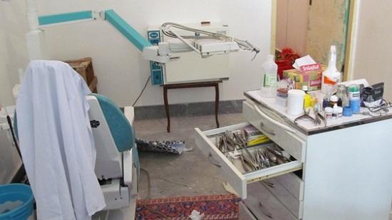 مطب دندانپزشکی متخلف در اصفهان پلمپ شد