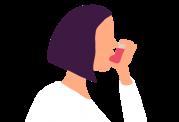 پرهیزات غذایی مربوط به مبتلایان به آسم