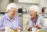 چرا سالخوردگان لاغر میشوند؟