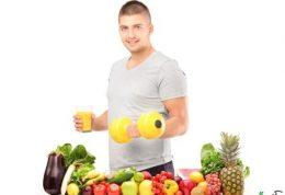 این غذاها باعث ایجاد عضله در بدن مردها میشود