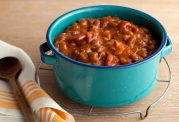 خوراک لوبیا،غذایی خوشمزه برای گیاهخواران
