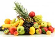 میوه های واکس خورده در بازار!