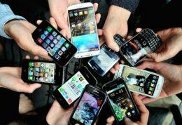 میکروب های روی گوشی های هوشمند سرنخ هایی برای نشان دادن شیوه ی زندگی
