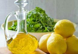 معجونی فوق العاده با آب لیمو و روغن زیتون
