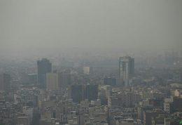 اداره کل حفاظت محیط زیست: هوای کرج مرز آلودگی را گذراند!