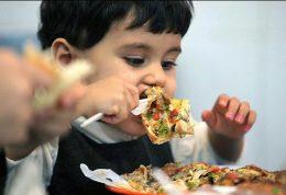 هشدار! چاقی تهدید بزرگی برای سلامت فرزندان شما