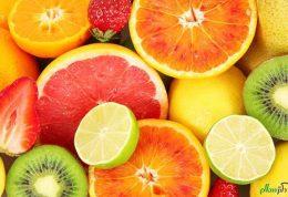 درمان سرماخوردگی با مصرف ویتامین ث