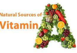 منابع مفید برای دریافت ویتامین آ