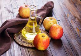 یک دنیا فایده برای استفاده از سرکه سیب