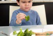 افزایش علاقه کودک به خوراکی های حاوی سبزیجات