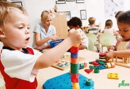 افزایش بازدهی هوشی اطفال با بازی کردن