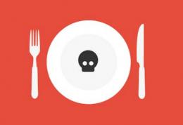 مسموم شدن با مصرف برخی خوردنی ها در آشپزخانه