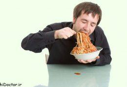 اهمیت مصرف غذا به اندازه کافی