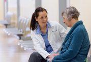 افتادگی رحم در خانم های سن بالا