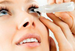 مصرف خودسرانه قطره های چشمی حاوی کورتون باعث نابینایی می شوند